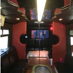 Atlanta Party Bus LLC - 30 passenger party bus