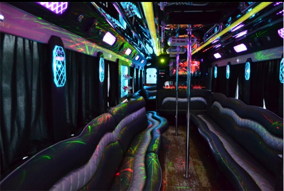 Atlanta Party Bus LLC - 30 passenger party bu