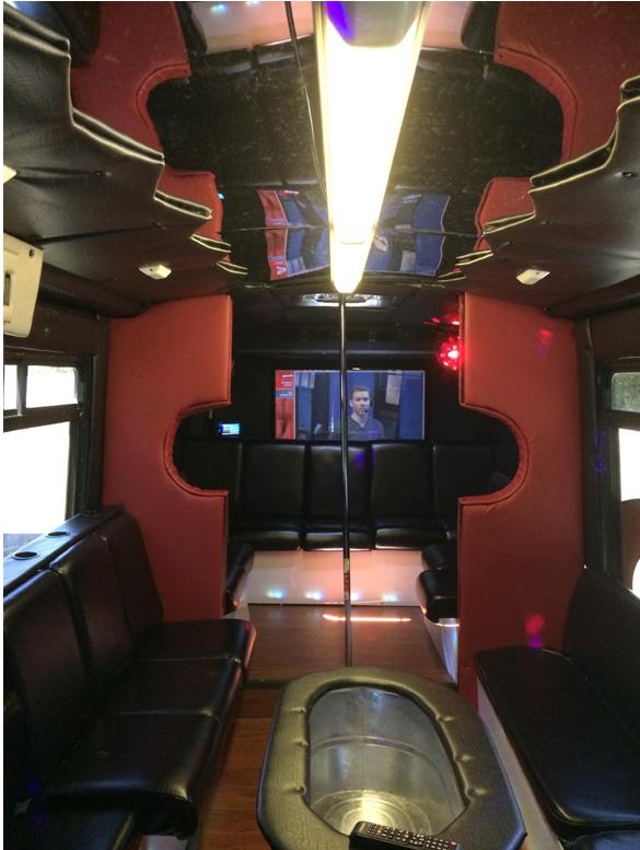 Atlanta Party Bus LLC - 30 passenger party bus