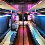 Atlanta Party Bus LLC - 40 passenger party bus